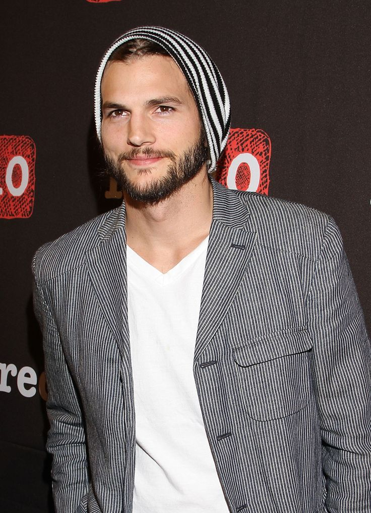 Ashton Kutcher Beanie Brutus - Justin Timber...