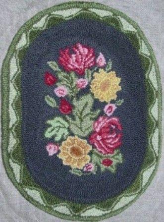 Grandmother's Flower Garden-