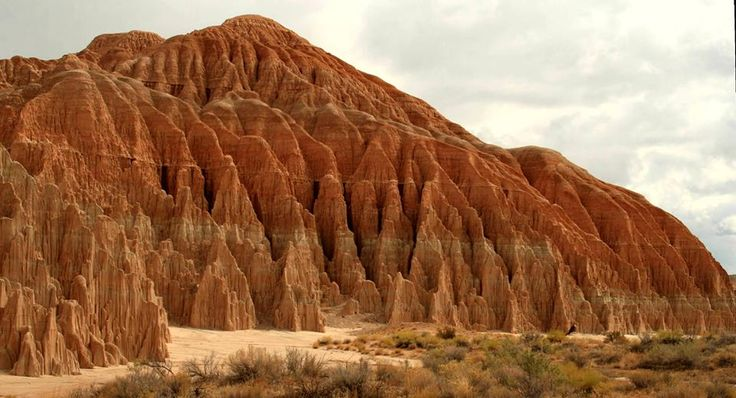 Visit #WindCathedral in #Namibia evolved naturally in the southern part of the oldest desert in the world.