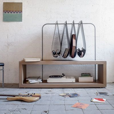 1st place #setupformabilio winner: Tasca storage unit by Vitomarco Marinaccio. Discover it at #Fuorisalone2014!