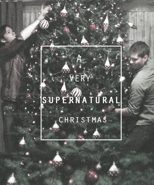Supernatural Christmas // I want another one, really bad.
