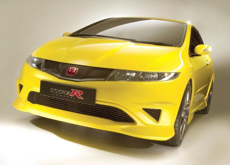 2006 Honda Civic Type R Concept