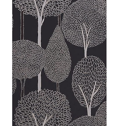 Harlequin Silhouette Wallpaper - John Lewis