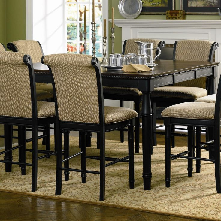 Coaster Cabrillo Counter Height Two Tone Dining