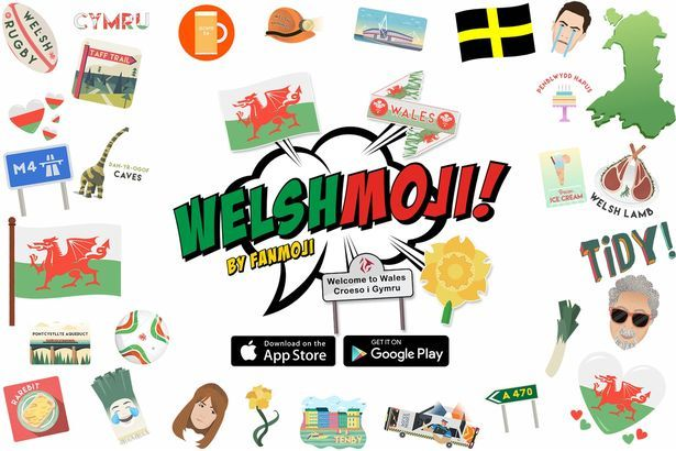 You can finally get the Welsh flag emoji (and all these other Welsh emojis) - Wales Online