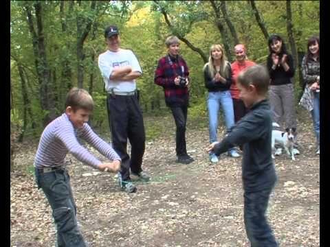 Конкурсы на природе для веселой компании