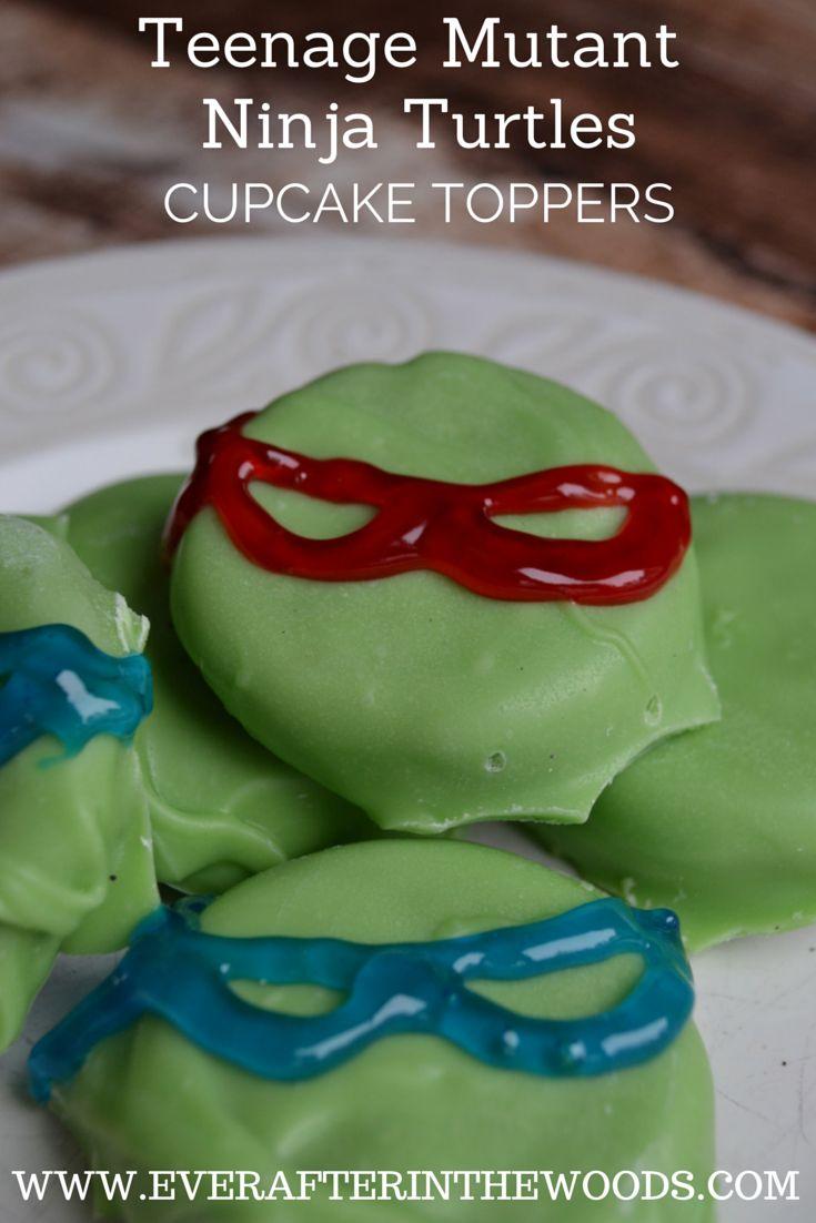 Teenage Mutant Ninja Turtle Chocolate Covered Oreos