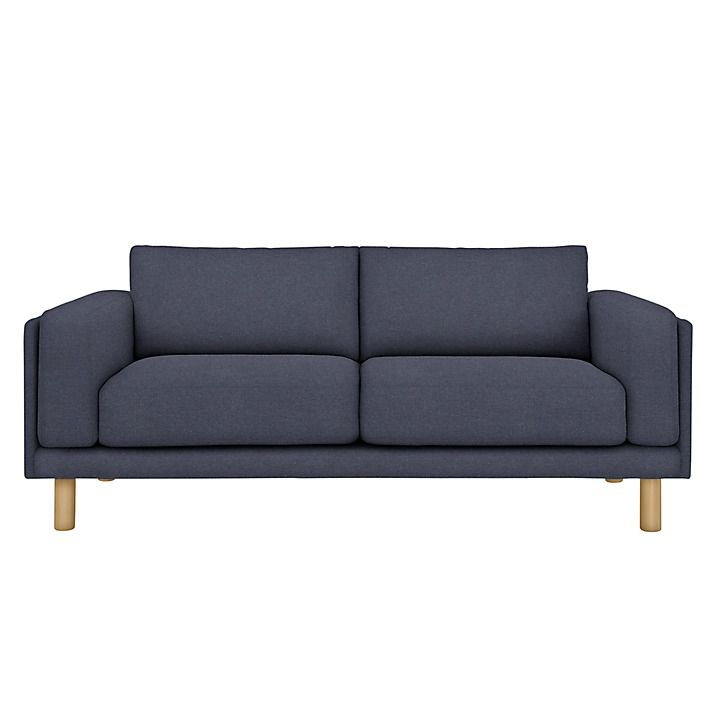 Buy Design Project by John Lewis No.002 Large 3 Seater Sofa, Marylamb Night Sky Online at johnlewis.com