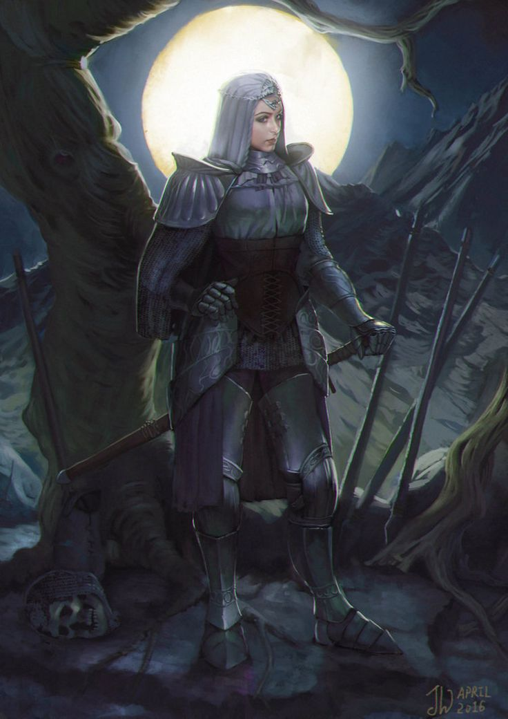 Sirris of the sunless realms