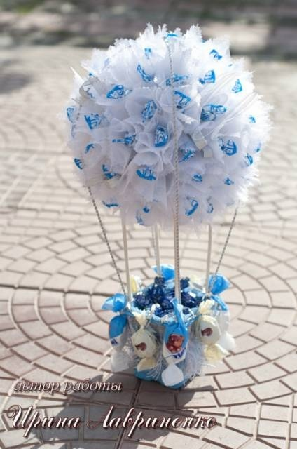 CANDY~ CANDY BALLOON BOUQUET