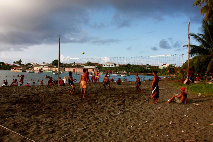 Sport e divertimento con tanta fantasia cubana. Manca solo la neve....