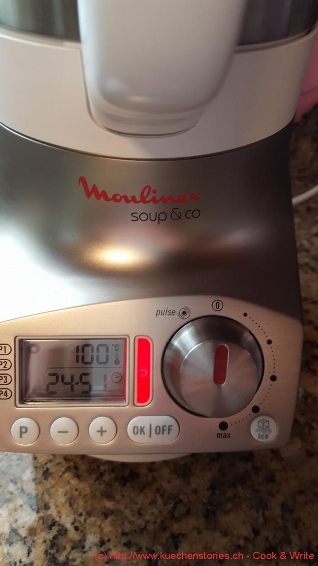 Gerätevorstellung: Moulinex Soupmaker