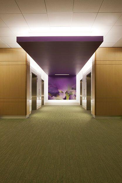 Typical Elevator Lobby