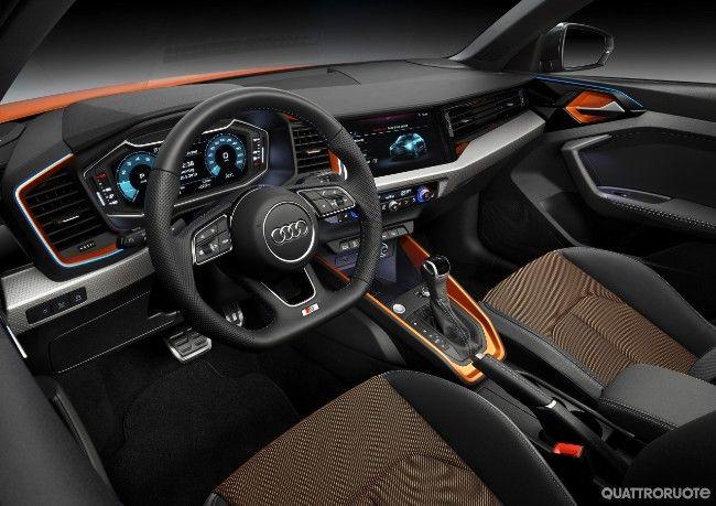 Audi A1 Citycarver Prezzo Motorizzazioni Allestimenti Uscita