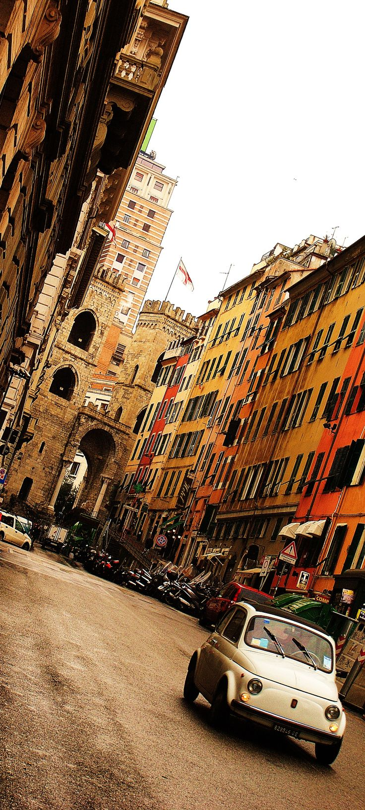 Genoa, Liguria, Italy #WOWattractions