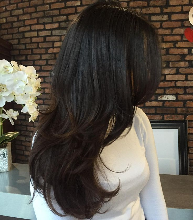 """224 Likes, 4 Comments - Off 7th Salon - SAMANTHA (@thescissorsammurai) on Instagram: """"Sometimes all you need for a nice little pick-me-up is a good ole' haircut and blowout ☺️…"""""""