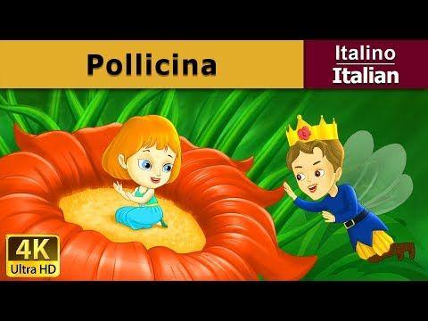 Raperonzolo - storie della buonanotte - favole per bambini raccontate - 4K UHD - Italian Fairy Tales - YouTube