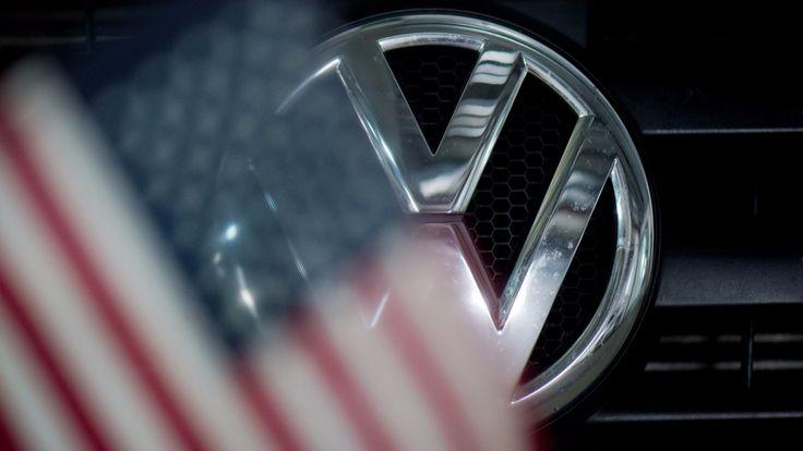 Vor dem Landgericht Braunschweig - USA verklagen VW - Wirtschaft - Bild.de