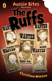 Kids Book Review: Review: The Ruffs