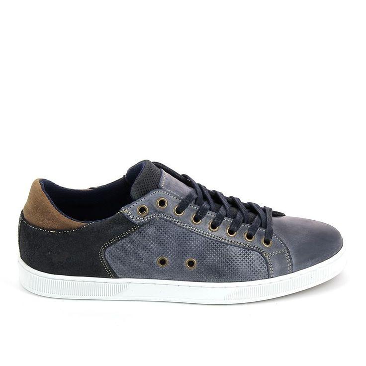MUSTANG Sneakers 4906302 Bleu