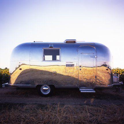 Et si vous aussi vous optiez pour un Airstream ? - Marie Claire Maison