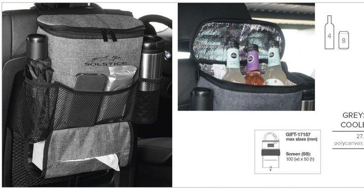 Greyston Backseat Cooler & Organiser GIFT-17157