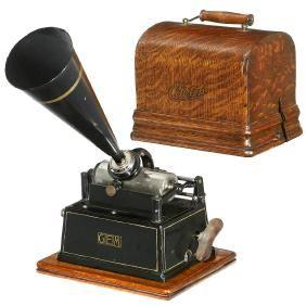Edison Gem Model A Phonograph, c. 1902