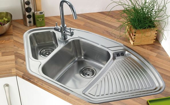 Corner Kitchen Sink Designs | Home Design Ideas