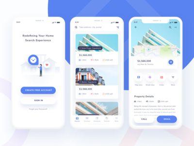Home Finder App Exploration