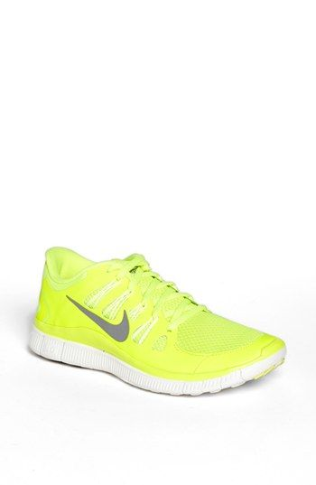 I love these! They are such a great shoe for long distance running and everyday! I have these and some black ones.