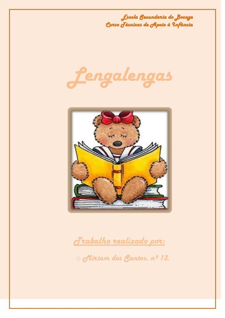 Lengalengas by MiriamSantos123 via slideshare                                                                                                                                                                                 Mais
