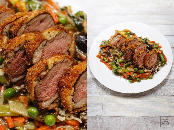 Kaczka W Cieście Z Warzywami – Lepsza Niż Ta Od 'Chińczyka'   Karo In The Kitchen