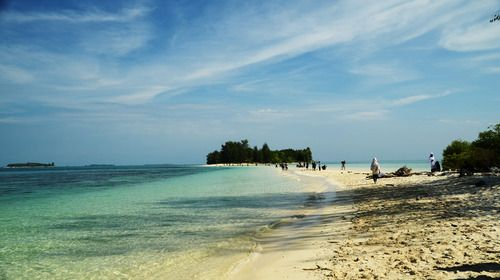 Dodola Island, Morotai, North Maluku, Indonesia