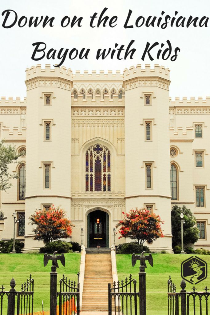 We love Baton Rouge and everything there is to do there! Read more for family travel tips and guides to Louisiana.