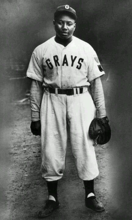 Josh Gibson - Homestead Grays