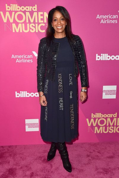 tlantic Records/Warner Music Group EVP Brand Partnerships & Licensing/Head of Global Brand Council Camille Hackney attends Billboard Women In Music 2017 at The Ray Dolby Ballroom at Hollywood & Highland Center on November 30, 2017 in Hollywood, California.