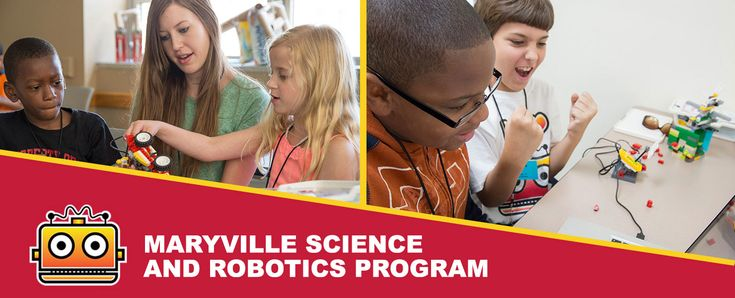 Summer Program Weekend Program The Maryville Science and Robotics Program for High Ability Students is
