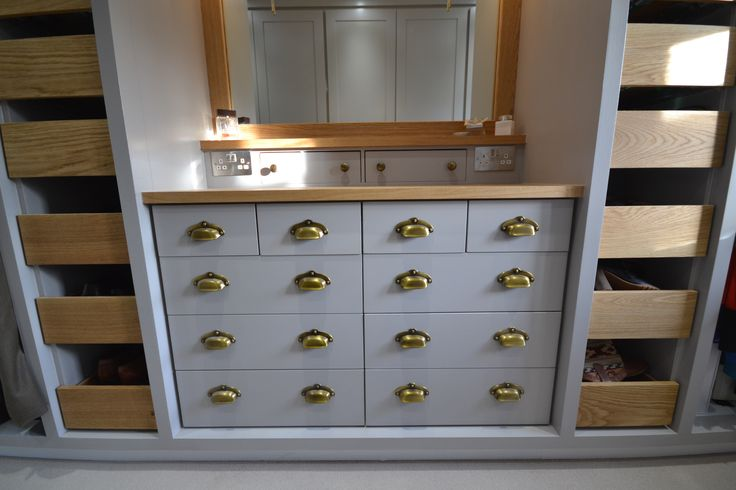 Bespoke dressing room ideas to upgrade your bedroom.
