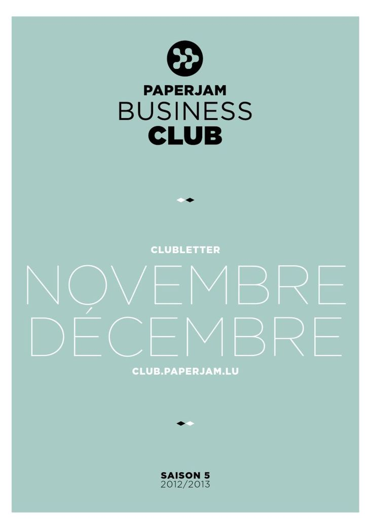 #ClippedOnIssuu from Clubletter Nov-Dec 2012