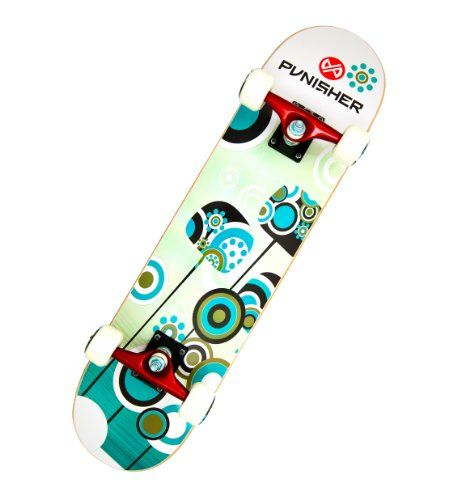 Punisher Skateboards Essence Complete 31-Inch Skateboard with Canadian Maple Punisher Skateboards,http://www.amazon.com/dp/B004JRIV5G/ref=cm_sw_r_pi_dp_19Botb0213180RPS