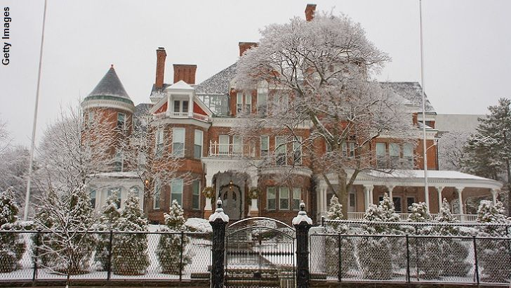 Governor of New York, Andrew Cuomo, recently suggested that there may be ghosts lurking in the Governor's Mansion and his predecessors says it's definitely haunted!