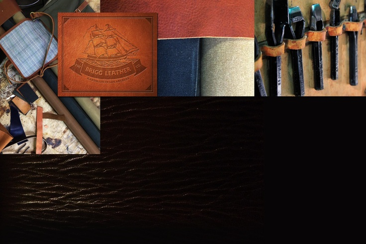 the brigg leather company... gorgeous bags