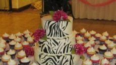 perfect details wedding cakes with zebra cake cupcakes for wedding