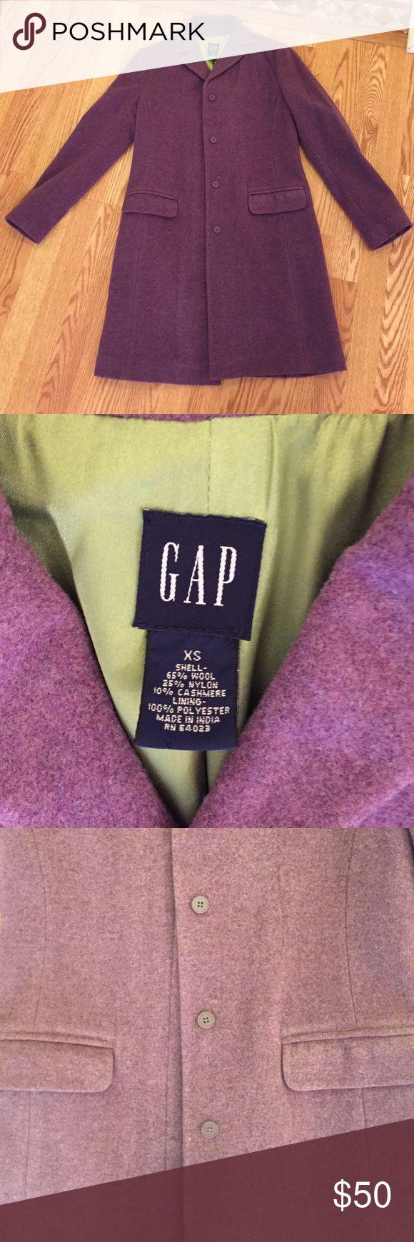 Gap coat Gap coat. Excellent condition. GAP Jackets & Coats