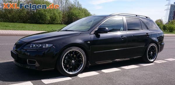 18 Zoll Alufelgen DBV Australia für den Mazda 6 Kombi