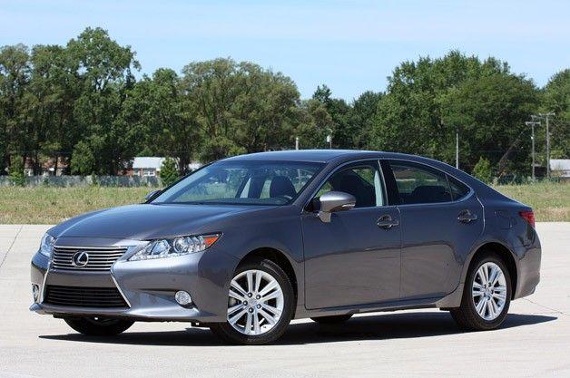 2013 Lexus ES 350 and ES 300h Pricing released