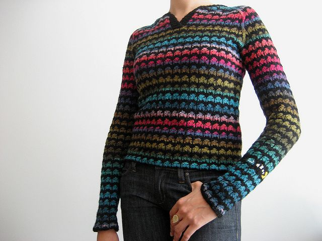 Knitting Pattern Upside Down Sweater : 1000+ images about Knits by Dayana Knits on Pinterest ...