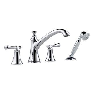 Single Handle Single Hole Lavatory Faucet : 65005LF-PC : Baliza® : Bath : Brizo