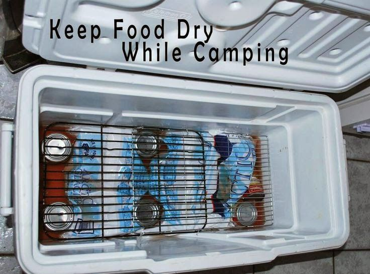 37 Clever and Useful Camping Hacks and Tips | CreativeHatt