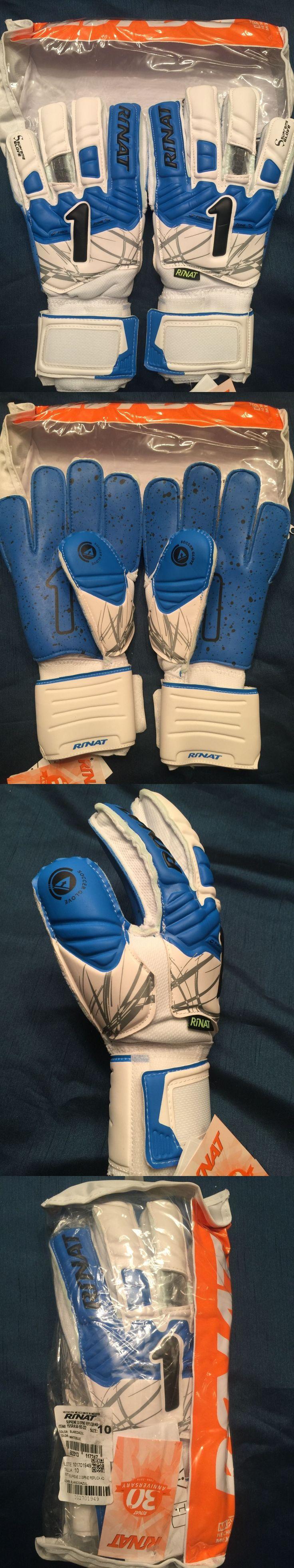 Gloves 57277: New Rinat Supreme Spine 2.0 Goalie Soccer Glove Size 10, Goalkeeper, Futbol -> BUY IT NOW ONLY: $38.9 on eBay!